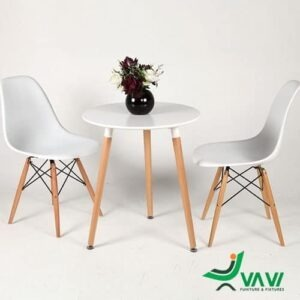 Bộ bàn ghế tròn tiếp khách hiện đại