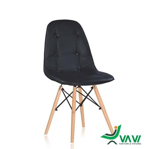 Ghế Eames bọc da giá rẻ màu đen