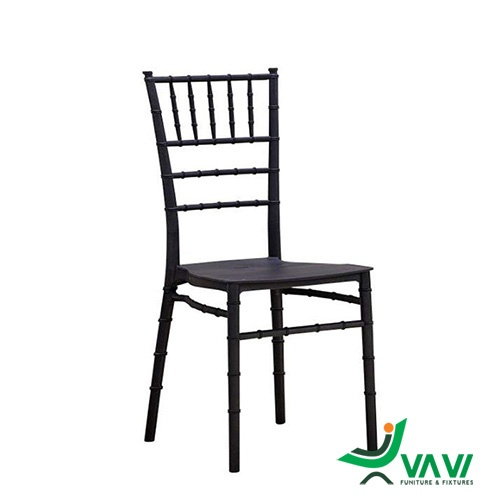 Ghế Tiffany màu đen