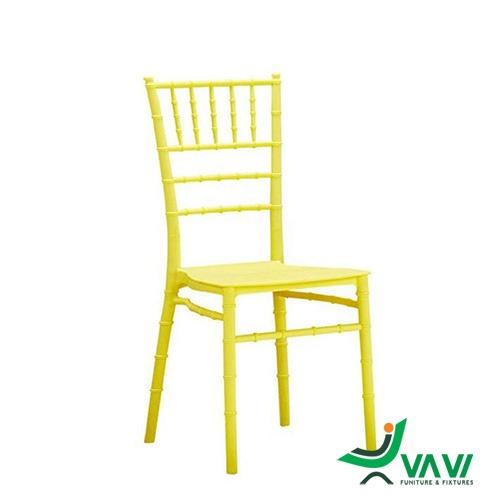 Ghế Tiffany màu vàng