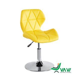 Ghế ăn ghế cafe chân trụ nâng hạ