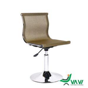 Ghế bar lưng lưới chân trụ thấp