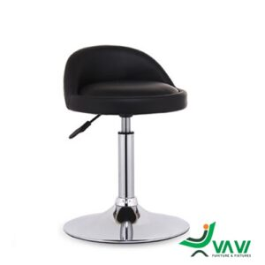 Ghế bar nệm chân trụ thấp nhập khẩu Hà Nội