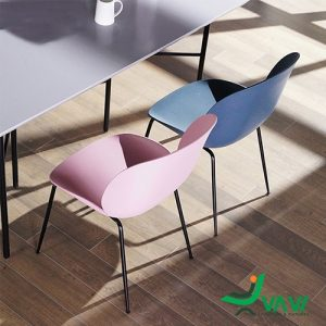 ghế cafe nhựa Beetle hiện đại
