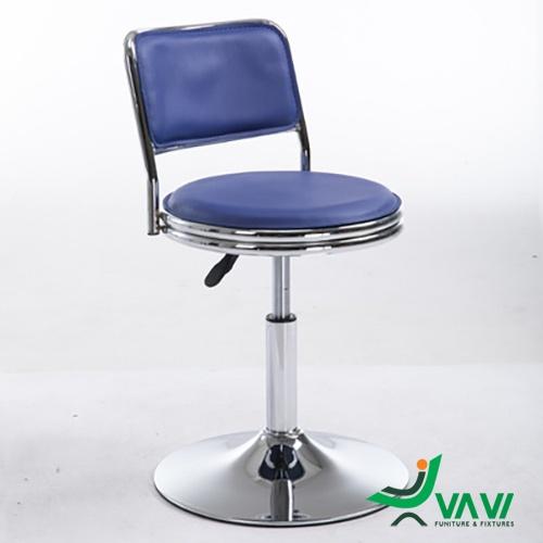 Ghế chân nâng hạ thấp cho nhân viên spa