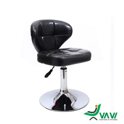 Ghế ngồi cho nhân viên salon chân trụ thấp