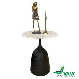 bàn sofa mặt kính vân đá sang trọng nhập khẩu Hà Nội