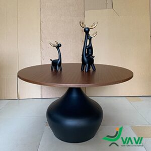 Bàn sofa mặt gỗ venee cao cấp Hà Nội