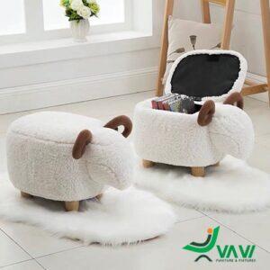 Ghế hình con cừu dễ thương cho bé