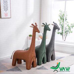 Ghế thú cưng đáng yêu hình hươu cao cổ