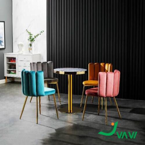Ghế cafe bọc vải Gaia cao cấp
