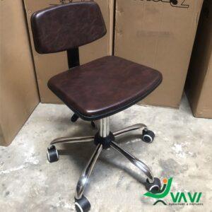 Ghế bar xoay có tựa lưng nệm nâng hạ