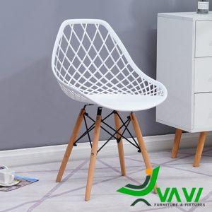 Ghế nhựa eames cho pantry văn phòng