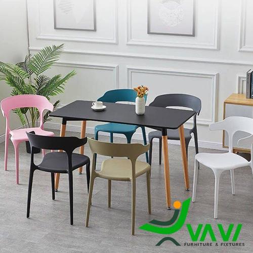 Bộ bàn ăn 6 ghế hiện đại cao cấp