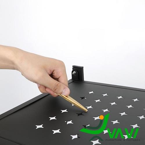 Kệ xếp thông minh sơn tĩnh điện hạn chế trầy xước