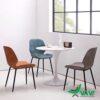 Bộ bàn 3 ghế phong cách cổ điển sang trọng