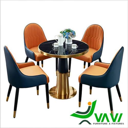 Bộ bàn 4 ghế sang trọng nhập khẩu Hà Nội