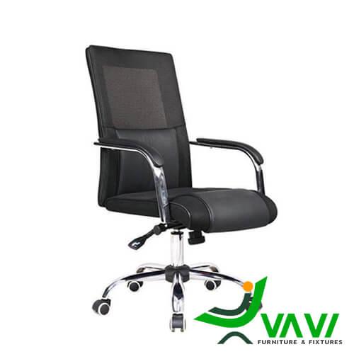 Ghế xoay nệm cho nhân viên văn phòng