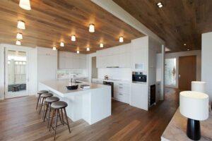 Trang trí phòng bếp hiện đại