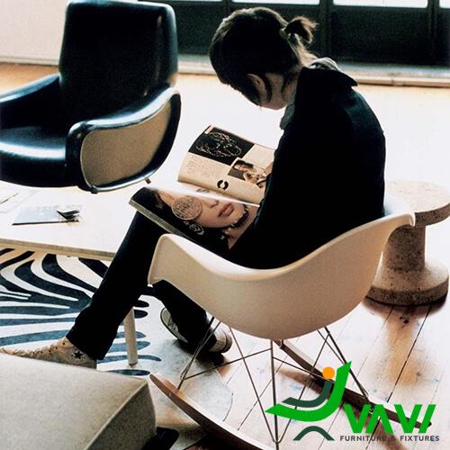 Ghế thư giãn đọc sách Eames