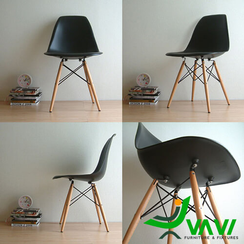 Đặc điểm cấu tạo của ghế Eames