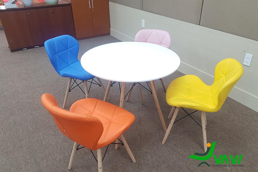 Bộ bàn ghế tiếp khách nhỏ gọn hiện đại